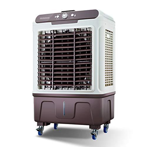 GXFC Enfriador de Aire evaporativo | Ventilador purificador humidificador climatizador 4 en 1 | Tanque...