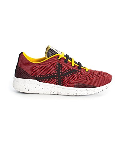 Munich, Sneaker donna Rosso (Rojo)