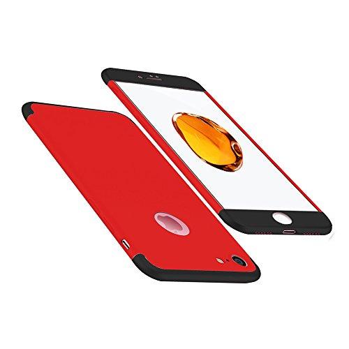 PC Cover für iPhone8 4,7 Zoll or iphone 8 plus 5.5 Zoll Schale gilt für phone 8/8PLUS von elegantem Farbdesign, und schützt Handy vor Kratzern Schlagen,Exquisite Kunstfertigkeit Modisches schlankes Design Handy, Diese besteht aus 3 Teilen, 1 hochwert...