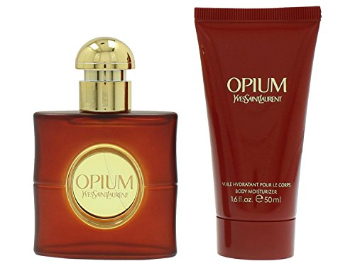 Yves Saint Laurent Yves saint laurent opium femme eau de toilette bodylotion im geschenkset 1er pack 1 x 80 ml