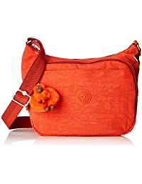 Kipling Handbag with Extendable Strap - CAI Active Red,F