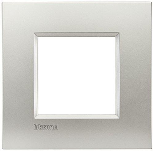 Bticino Livinglight lne4802te–ll-placa Air 2m tech