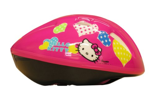 Hello Kitty 26090A - Casco para ciclista infantil, diseño de Helloy Kitty, color rosa