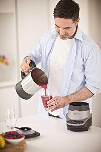Russell Hobbs 21480-56 Soup und Blend mit 8 Kochprogrammen silber / schwarz - 4