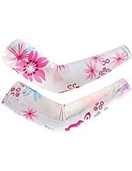 Personalized 1 paire Sport Bras de refroidissement Manches Protection UV