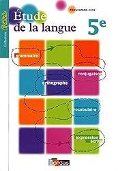 Épithète 5e • Étude de la langue • Manuel de l'élève