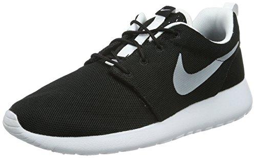 Nike Roshe One Br, Running Homme Noir(Black/White)