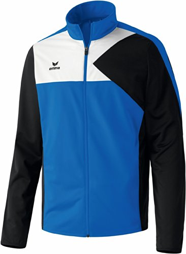 erima Kinder Anzug Premium One Jacke New Royal/Schwarz/Weiß, 164 Preisvergleich