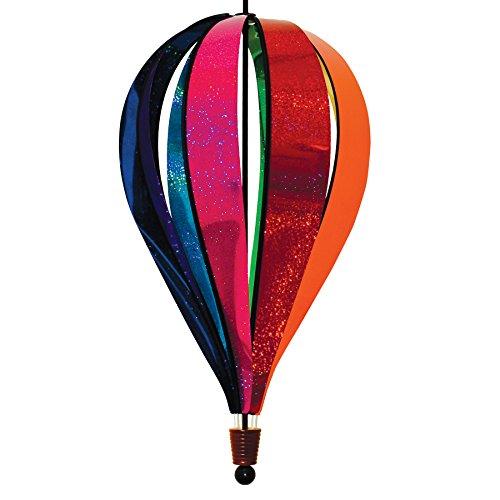 Breeze In The Heißluftballon, 10 Panel, Regenbogenfarben 24