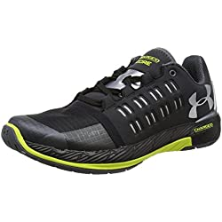Under Armour Ua W Charged Core Zapatillas de deporte exterior Mujer, Negro (Black 003), 38 EU (4.5 UK)