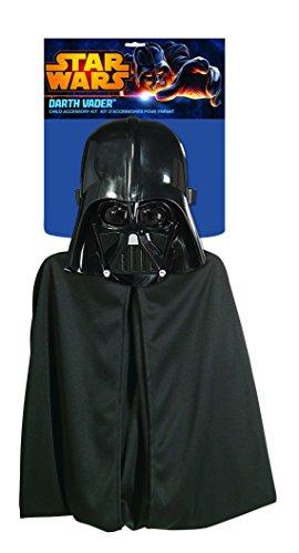 Star wars 1198 - Kinderkostümset Darth Vader, Maske -