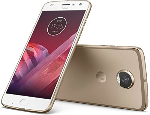 Motorola Moto Z2 Play (Fine Gold, 64 GB) (4 GB RAM)
