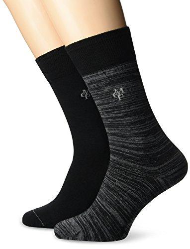 2 Pack Nachthemd (JONTE  Legwear M-Socks 2-pack Herren socken, mehrfarbig, 39/42 (Herstellergröße: 403), 155624)