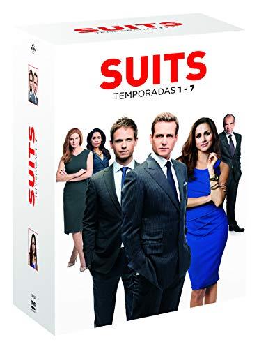 Tv Suits: Temporadas 1-7 [DVD]