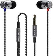 Koptelefoon, SoundMAGIC E10 In-Ear-koptelefoon High Fidelity-oordopjes smartphone Stereo Oortelefoon met gelui