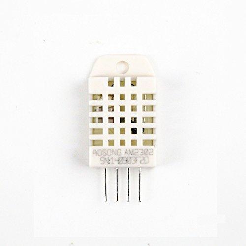 Daorier DHT22AM2302numérique de la température détecteur d'humidité 3.5V-6V DC 0% -100% RH -40à 80& # X2103; remplacer Sht11Sparkfun Capteur