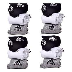 Benjoy Multi Casual Ankle Length Socks Set of 12