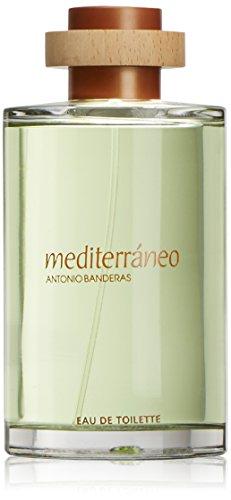 Antonio Banderas Mediterraneo - Perfume para hombre, 200 ml (precio: 16,90€)