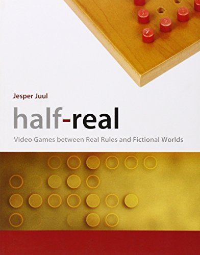 Half-Real: Video Games between Real Rules and Fictional Worlds (MIT Press) (English Edition)