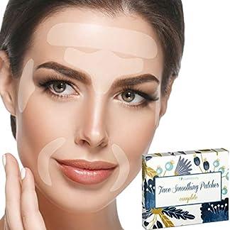 Blumbody Parches Faciales Antiarrugas – 240 Parches para la Reducción de Arrugas del Entrecejo