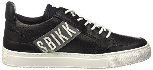 Sneaker Niedrige Er BIKKEMBERGS Herren 771 BIKKEMBERGS Sneaker Er Track Track Niedrige Herren Schwarz 771 7x14wq