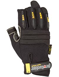 Dirty Rigger Gant de protection en Kevlar m noir
