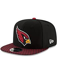 New Era - Arizona Cardinals - 9fifty Snapback - Nfl 17 Onfield - Black