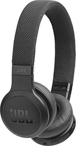 r Kopfhörer (kabellose, Bluetooth Ohrhörer mit bis zu 24 Stunden Laufzeit und Sprachassistent, Musik hören und telefonieren unterwegs) schwarz ()
