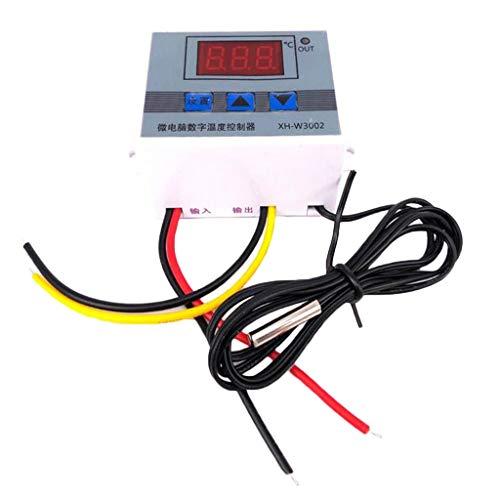 perfk Professionelle W3002 Thermoelement Thermostat Allzweck Thermische Regler - 220v -