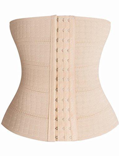 SEXYWG Femme Taille Gaine Body Shaper Sculptante Gainante Corset Shapewear Ceinture de ventre pour perte de poids