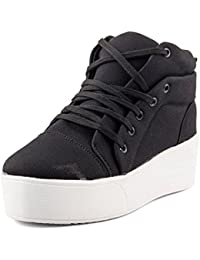 60c3bec0be3 DARLING DEALS Fashions Women Black Sneakers Boots Casual Shoes All Colors