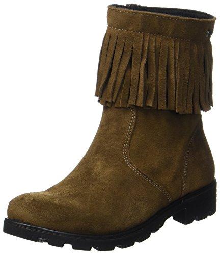 Ricosta Mädchen Daphne Stiefel, Hazel, 00039 (Boots Fransen Für Mädchen)