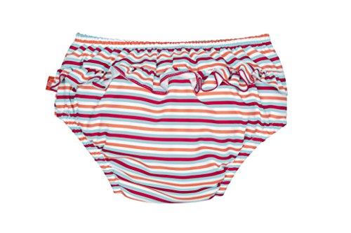 Lässig Splash & Fun Baby Swim Diaper / Baby Schwimmwindel girls-small stripes, 24 Monate, Größe XL (Mädchen Lässig)