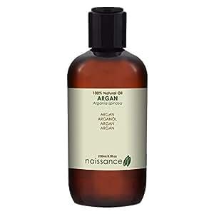Naissance Olio di Argan - Olio Vegetale Puro al 100% - 250 ml