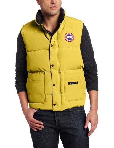 Canada Goose Men 's Freestyle Vest gelb
