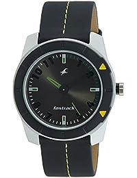 Fastrack Essentials Analog Grey Dial Men's Watch NM3015AL02 / NL3015AL02