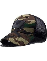 Gorra De Béisbol De Camuflaje Informal Gorra Unisex De Fashion La Bandera Americana Militar para Gorras