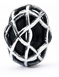 Trollbeads Espaciadores de abalorios Mujer plata - TAGBE-10184