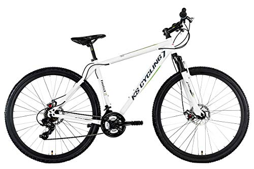 """KS Cycling Mountainbike Hardtail Twentyniner 29"""" Heist weiß RH51cm"""