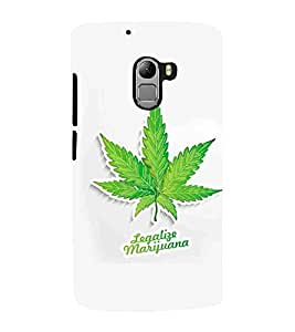 Legalise marizuna, White, Amazing Pattern, Lovely Pattern, Printed Designer Back Case Cover for Lenovo Vibe K4 Note :: Lenovo K4 Note A7010a48 :: Lenovo Vibe K4 Note A7010