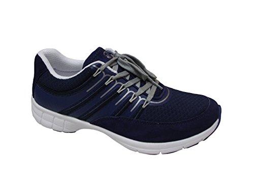 Donne Sneaker Gabor sportiva 64.352.46 nightblue 37,5 38 38,5 39 40 40,5, Damen Größen:40.5;Farben:blau