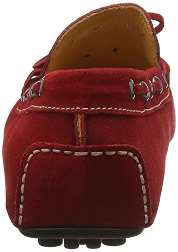 Florsheim Comet, Mocassins Homme Rouge (Red)
