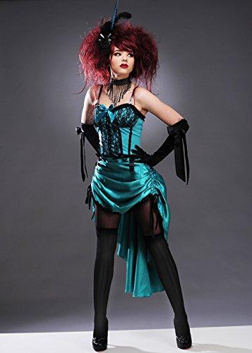 ue Showgirl Kostüm Small (UK 8-10) (Showgirl Kostüme Uk)