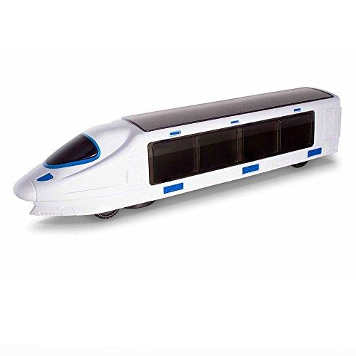 OFKPO Tren eléctrico de juguete - Regalo para las niñas y niños pequeños