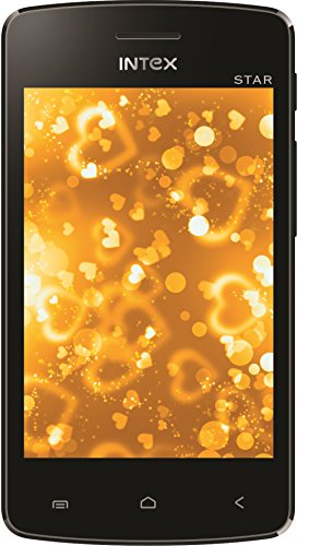 Intex Star Pda (dual Sim, Black)