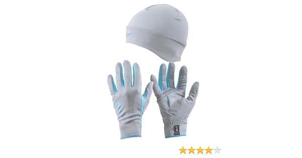Nike Lady Dri-Fit Bonnet Course à Pied And Gant(s) Gift Pack - L   Amazon.fr  Vêtements et accessoires 5cc55e332db