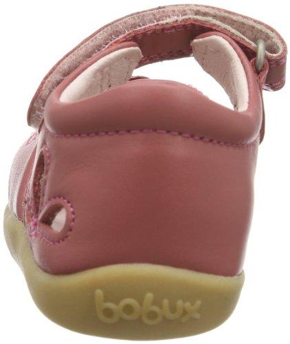 Bobux 410332, sac à bride fille Rose - Pink (coral 43)