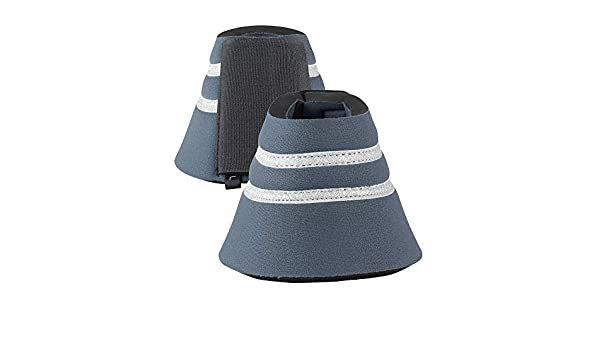 Horze Dorchester Pro-Bell Anti Rub Neoprene Bell Boots w//Bling,