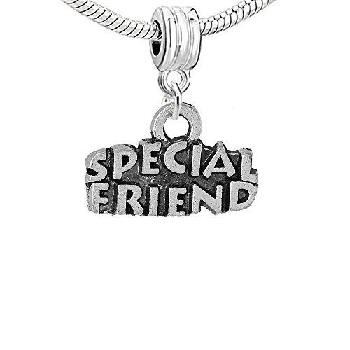Sexy Sparkles Damen-Special Friend baumeln Charm Bead