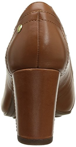 Hush Puppies - Scarpe modello Oxford, Donna Marrone (Marron (Tan Leather))